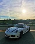 stage de pilotage Porsche Cayman S GTRO PAU