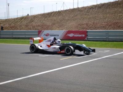 Stage de pilotage circuit de Navarra Los Arcos GTRO