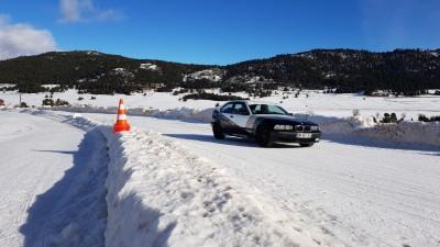 formation conduite sur glace